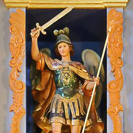 Christine Till - Saint Michael The Archangel