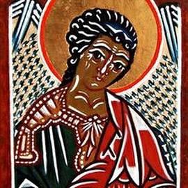 Marcelle Bartolo-Abela - Saint Michael the Archangel