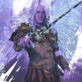 Suzanne Silvir - Saint Michael The Archangel