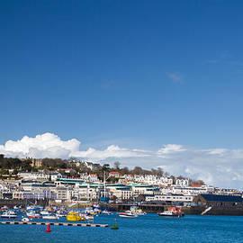 Chris Smith - Saint Peter Port marina Guernsey