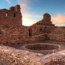 Bob Christopher - Salinas Pueblo Mission Abo Ruin