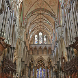 Terri  Waters - Salisbury Cathedral Quire and High Altar