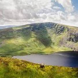 David Joyce - Lough Tay County Wicklow