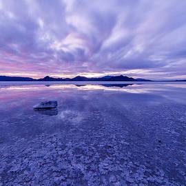 Dustin  LeFevre - Salt Flats After Dark