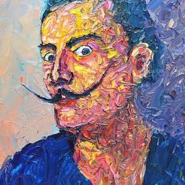 Ana Maria Edulescu - Salvador Dali Portrait