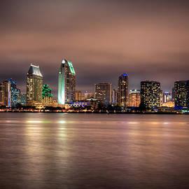 Justin Osmer - San Diego Cityscape