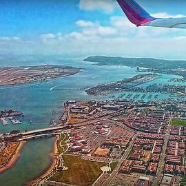 Hanny Heim - San Diego Harbor View