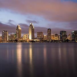 Lee Kirchhevel - San Diego Skyline 3