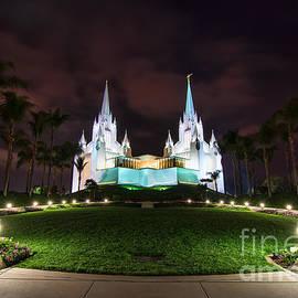 Eddie Yerkish - San Diego Temple