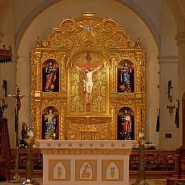 Christine Till - San Fernando Cathedral Retablo