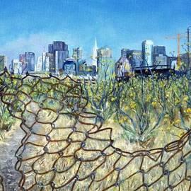 Asha Carolyn Young - San Francisco and Flowery Vagabond Path of Yesterday