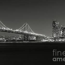 Jennifer Ramirez - San Francisco Bay Bridge BW