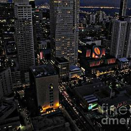 Leslie Hunziker - San Francisco by Night