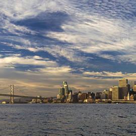 Hugh Stickney - San Francisco Cloudscape Wide