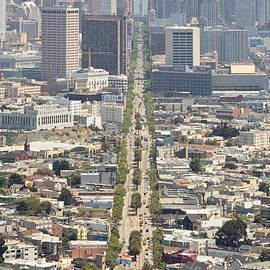 Daniel Furon - San Francisco - Market Street - Castro to Embarcadero