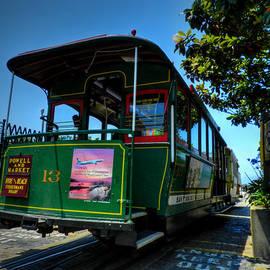 Lance Vaughn - San Francisco Trolley 001