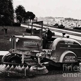 Michael Braham - San Francisco Vintage Sweeper