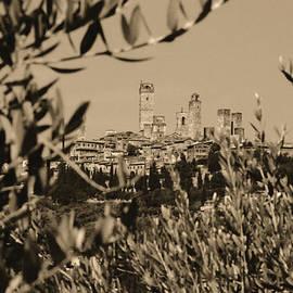 Nigel Fletcher-Jones - San Gimignano II
