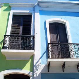 Rod Seel - San Juan Balconies