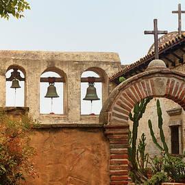 Jo Ann Tomaselli - San Juan Capistrano Mission - Photography by Jo Ann Tomaselli