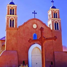 Terril Heilman - San Miguel Mission