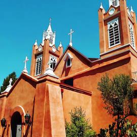Terril Heilman - San Philipi Catholic Church