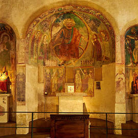 Jouko Lehto - San Pietro di Mavino. Sirmione. Lago di Garda