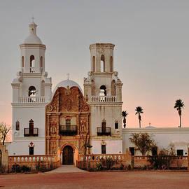Barbara Manis - San Xavier Mission