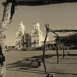 Gordon Beck - San Xavier Monochrome