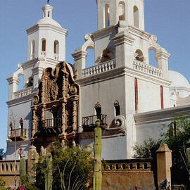 Gordon Beck - San Xavier Remembered