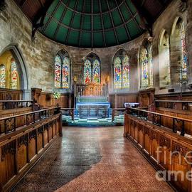 Adrian Evans - Sanctuary
