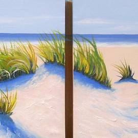Anne Gardner - Sand dunes