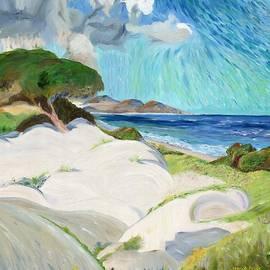 Jamie Frier - Sand Dunes