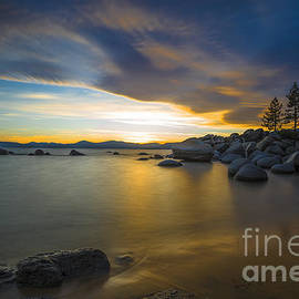 Dianne Phelps - Sand Harbor Sunset