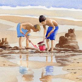 Anthony Forster - Sandcastles