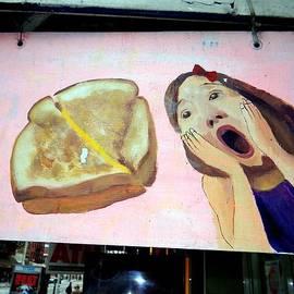 Ed Weidman - Sandwich Shock