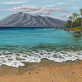 Darice Machel McGuire - Sandy Beach