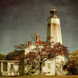 Joan Carroll - Sandy Hook Lighthouse