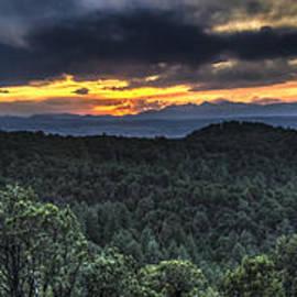 Aaron Spong - Sangre de Cristo Mountains