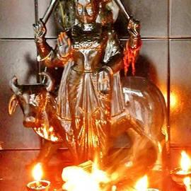 Kim Bemis - Sani Murti - Temple to Saturn - India