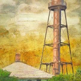 L Wright - Sanibel Island Lighthouse