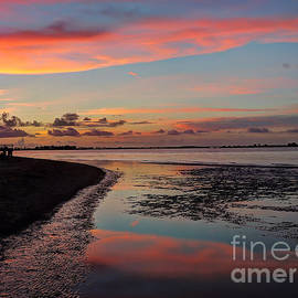 Jeff Breiman - Sanibel Island Sunset