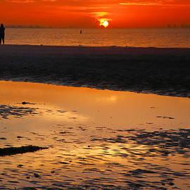 Steven Ainsworth - Sanibel Sunrise XVIII