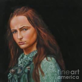 Alan Berkman - Sansa Stark