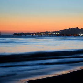 Matthew Yeoman - Santa Barbara Sunset
