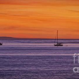 Mitch Shindelbower - Santa Barbara Sunset
