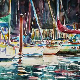 Xueling Zou - Santa Cruz Dock