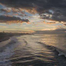 Bruce Frye - Santa Cruz Sunrise