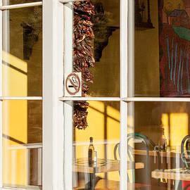 Roselynne Broussard - A Santa Fe Cafe