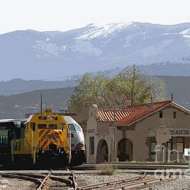 Catherine Sherman - Santa Fe Depot
